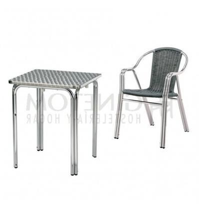 Sillas De Terraza De Aluminio Whdr Sillas Para Terrazas En Oferta