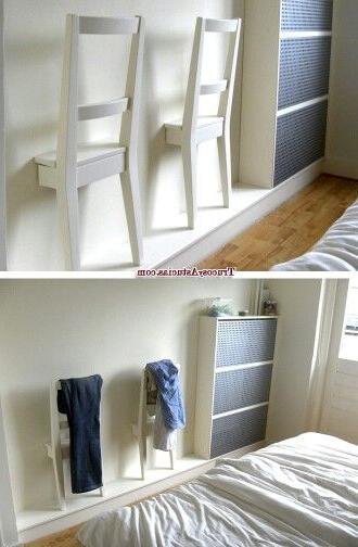 Sillas Dormitorio Ikea 9fdy Galà N De Noche original Realizado Con Sillas Reciclaje