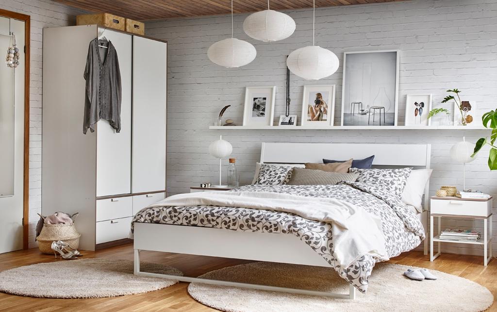 Sillas Dormitorio Ikea E9dx Descanso A Muy Buen Precio Dormitorios Ikea Inspiracià N