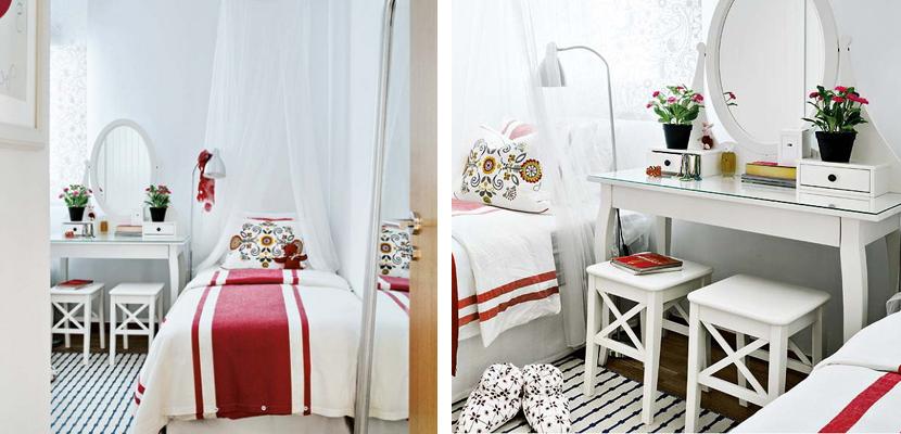 Sillas Dormitorio Ikea Qwdq Apartamento Decorado Con Muebles De Ikea