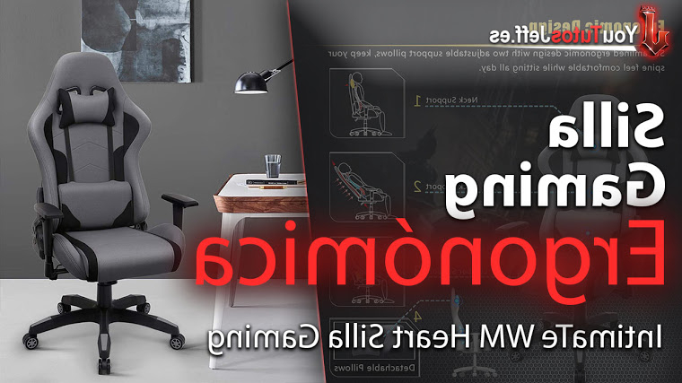 Sillas Ergonómicas Ipdd Silla Gaming Ergonà Mica Barata Intimate Wm Heart Silla Gaming