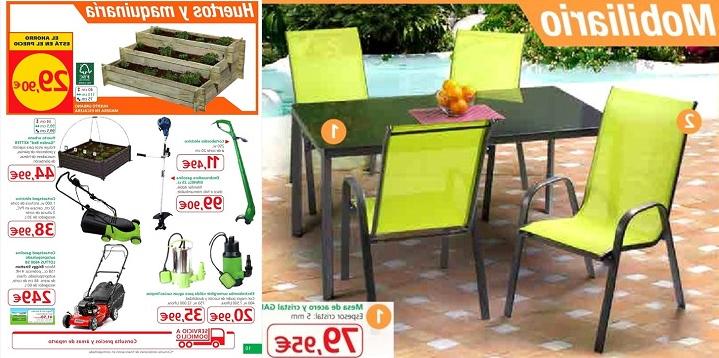 Sillas Exterior Carrefour Rldj Decorablog Revista De Decoracià N