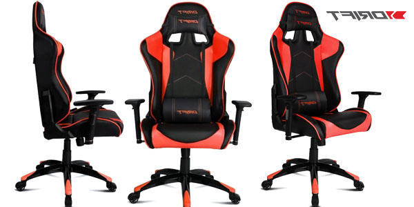 Sillas Gaming Black Friday Nkde Chollo Silla Gaming Drift Dr300 Ergonà Mica Por Sà Lo 179 22 De Dto