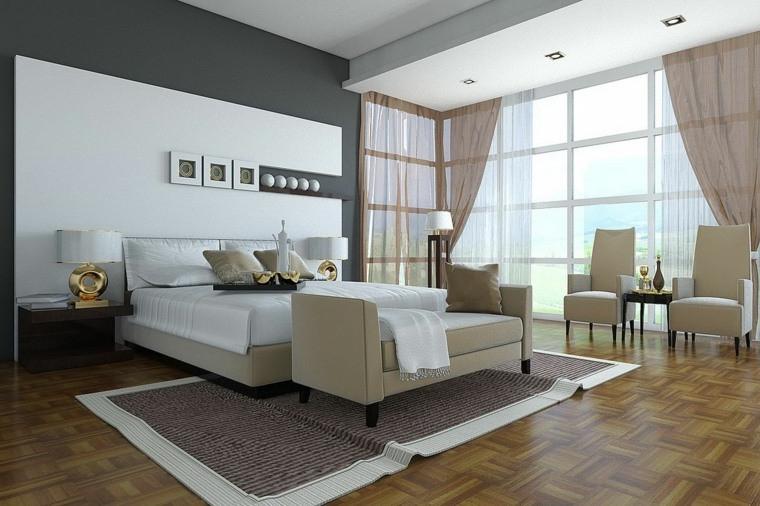 Sillas Habitacion Matrimonio Mndw Dormitorio De Matrimonio Ideas Modernas Banco Sillas Blancas