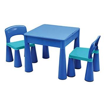 Sillas Infantiles Q5df Liberty House Lh899b Juego De Mesa Y 2 Sillas Infantiles Color Azul