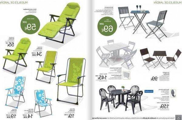 Sillas Jardin Carrefour E9dx Casa En Constructor Mesas Y Sillas De Plastico Carrefour