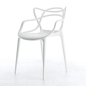 Sillas Kartell Dwdk Kartell Masters Silla Color Blanco Philippe Starck Mit