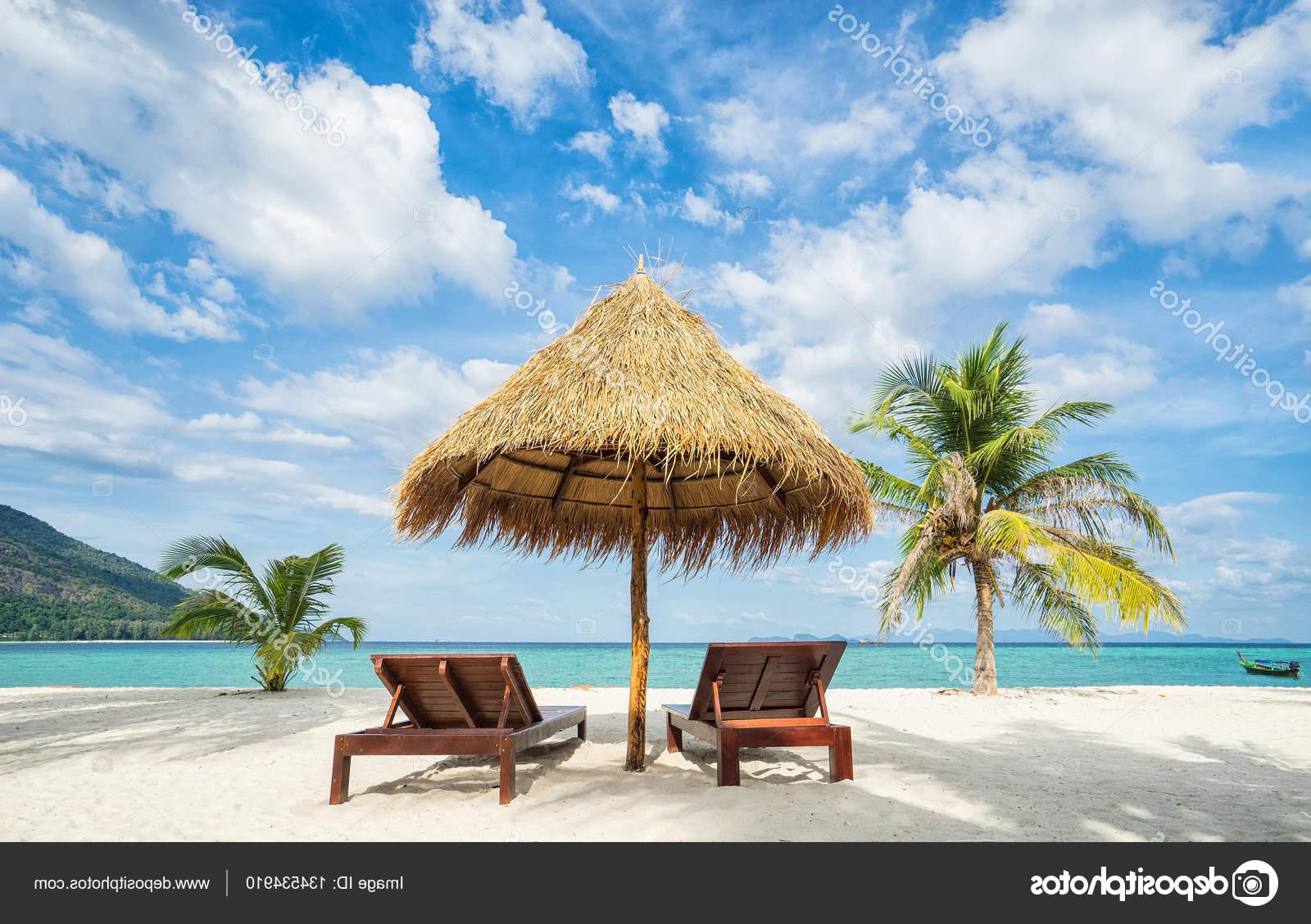 Sillas Las Palmas X8d1 Las Palmas sombrilla Y Sillas De Playa Fotos De Stock Upslim