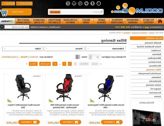 Sillas Media Markt Fmdf Sillas Gaming Online Reclinables Y Baratas Precios Y Ofertas