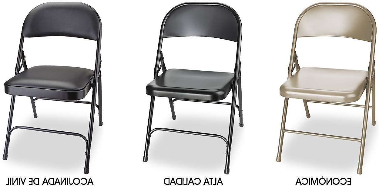 Sillas Metal 9ddf Sillas Plegables De Acero Sillas Plegables De Metal En Existencia