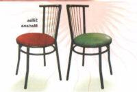 Sillas Metalicas J7do Sillas Metà Licas Para Edor Y Cafetin Bs 182 000 00 En Mercado