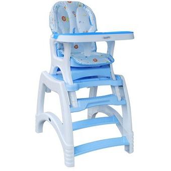 Sillas Para Bebes Budm Pra Silla Edor Alta Para Bebe Kinder 2 En 1 Prin 1032 2 Azul