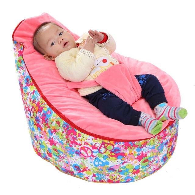 Sillas Para Bebes S1du Cà Modo asiento De Silla De Bebà Nià Os Bebà Bean Bag Sillas Para