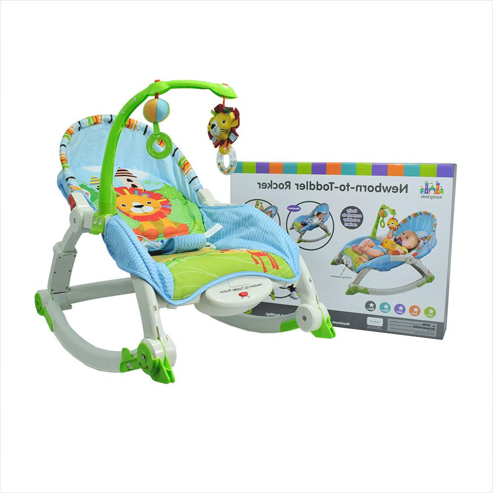 Sillas Para Bebes Y7du Silla Para Bebe Mecedora Vibradora Azul Konig Kids 12m Jumbo Colombia