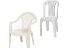 Sillas Plasticas Blancas