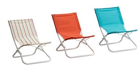 Sillas Playa Ikea Dddy Equà Pate Con Las Sillas De Playa De Ikea