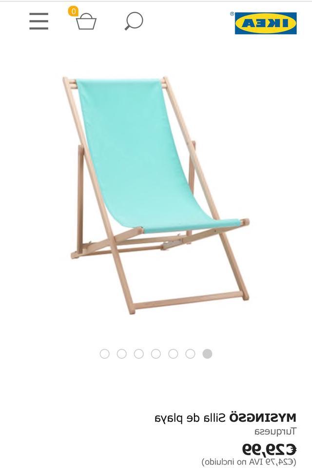 Sillas Playa Ikea E6d5 Silla Playa Ikea De Segunda Mano Por 8 En Barcelona En Wallapop