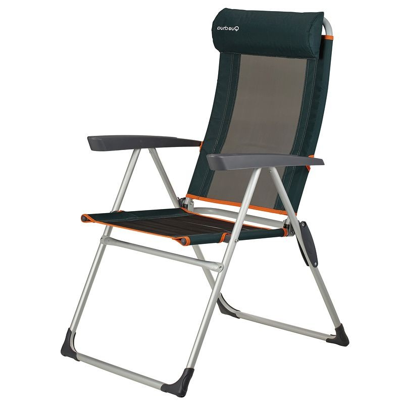 Sillas Plegables Decathlon Kvdd Silla Camping Ajustable Verde Decathlon