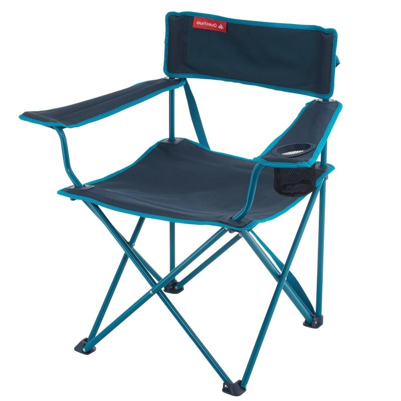 Sillas Plegables Decathlon Whdr Silla De Camping Plegable Azul Decathlon