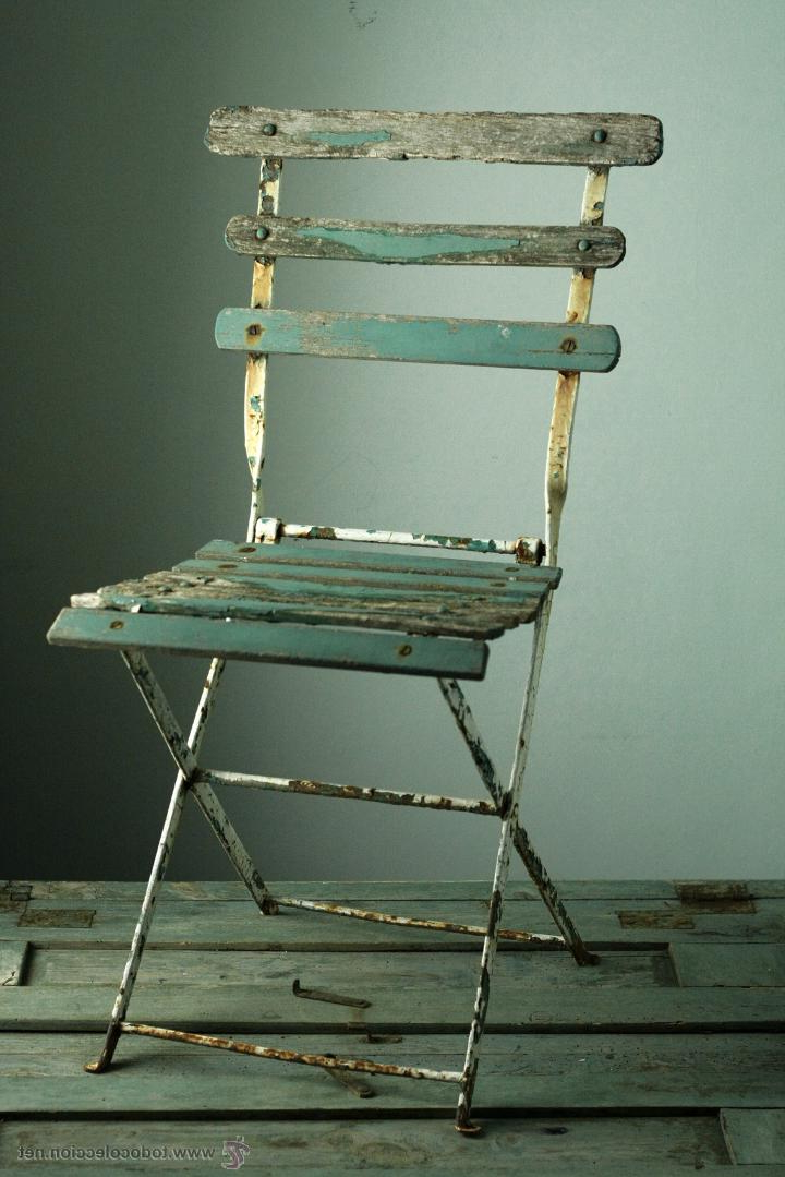 Sillas Plegables Jardin Tldn Lote 3 Silla Plegable Jardà N Decoracià N Vintage Prar Muebles