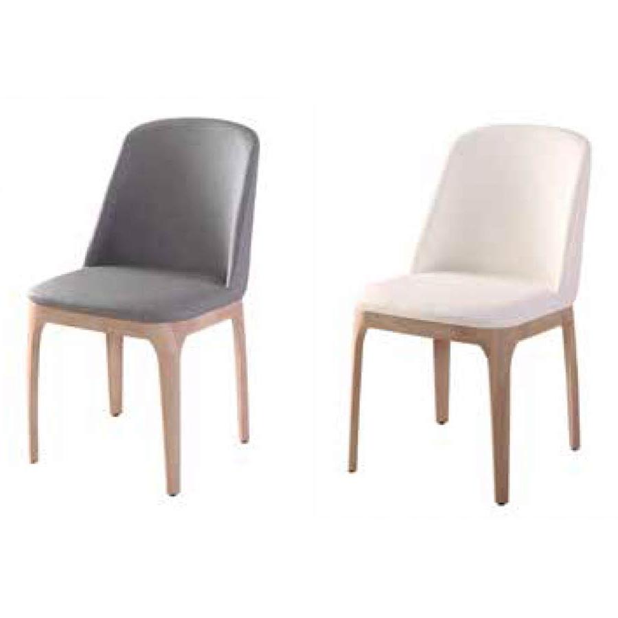 Sillas Salon Qwdq Pack De 4 Sillas Velor El Confort Y Elegancia Para Sentarse En El