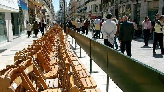 Sillas Semana Santa Malaga Ipdd Empieza El Plazo Para solicitar Los Abonos Disponibles Para Las