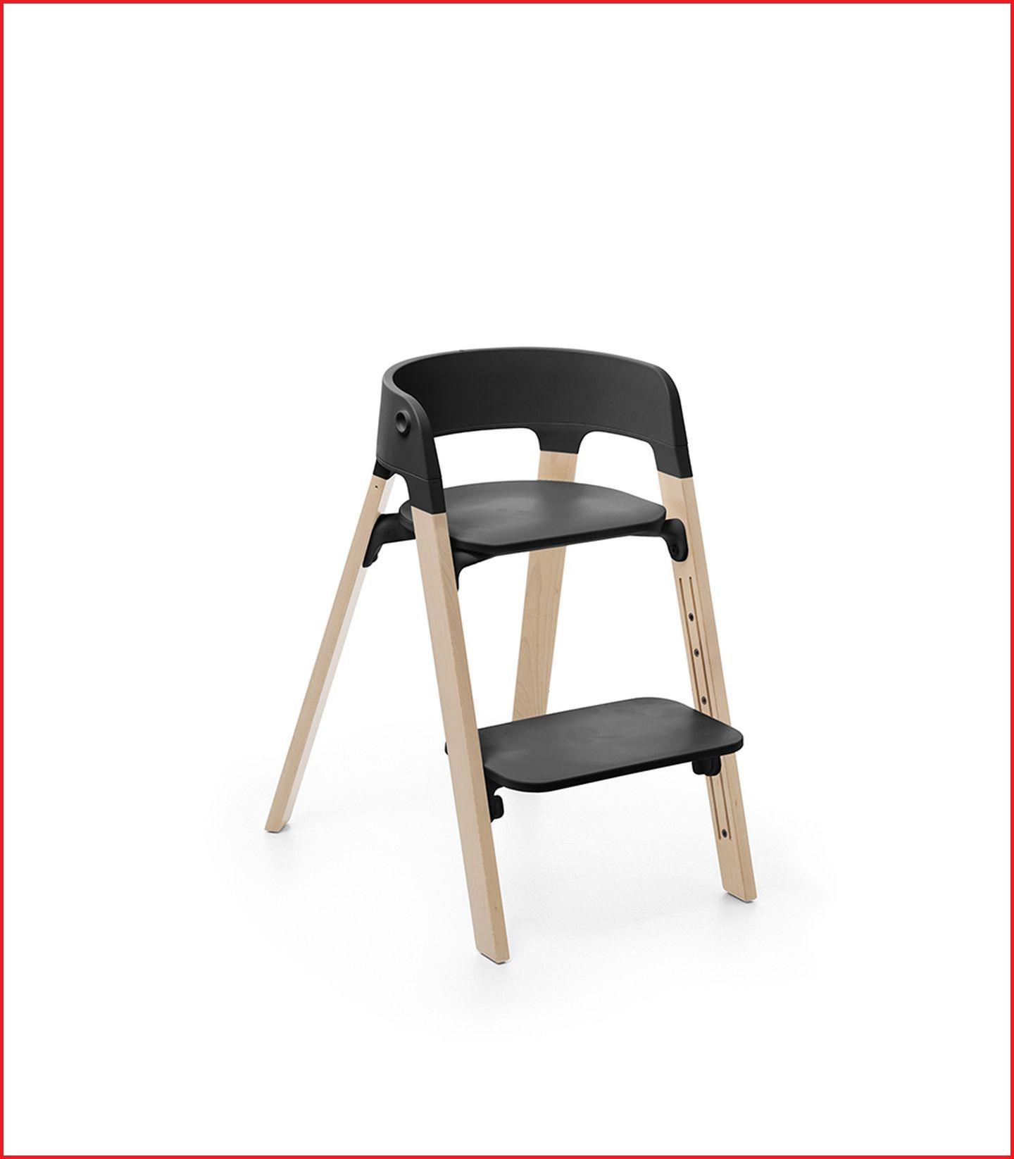 Sillas Stokke Txdf Stokke Silla Stokke Stepsà Chair Black Seat Natural Legs