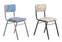 Sillas Tapizadas Vintage Irdz Sillas Muebles Vintage Mobiliario Retro E Industrial