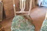 Sillas Tapizadas Vintage Thdr Antigua 6 Silla Sillas De Madera De Los AÃ Os Prar Muebles