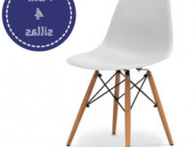 Sillas tower S5d8 Pack 4 Silla tower nordica Blanca Sayez 18 5