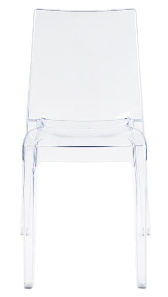 Sillas Transparentes Baratas Ipdd Silla De Policarbonato Transparente Ref Leroy Merlin
