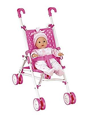 Sillita Bebe Juguete Budm Mini Mimittos Sillita Con Bebà Y Accesorios Juguetes Y