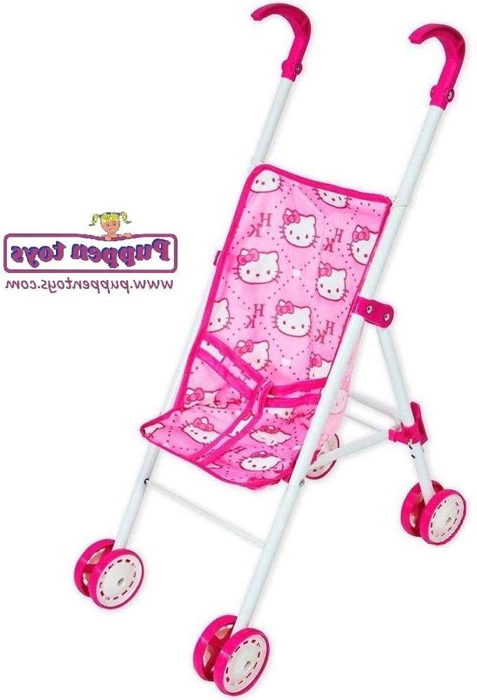Sillita Bebe Juguete J7do Sillita Hello Kitty Plegable Saica Juguetes Puppen toys