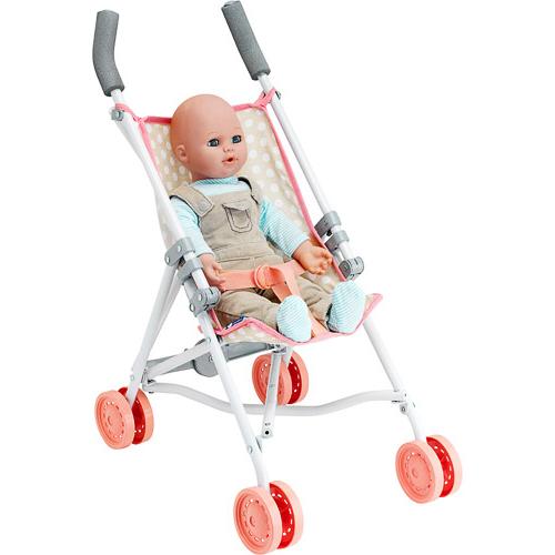 Sillita Bebe Juguete Qwdq Sillita De Paseo Para El Muà Eco Babybebà Handwalk Pink
