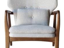 Sillon butaca 4pde Sillà N butaca De Diseà O Rà Plica Gladsaxe Arm Chair Tapizado Color Beige