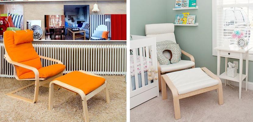 Sillon De Lactancia Ikea U3dh La Silla Poang De Ikea En Diferentes Versiones