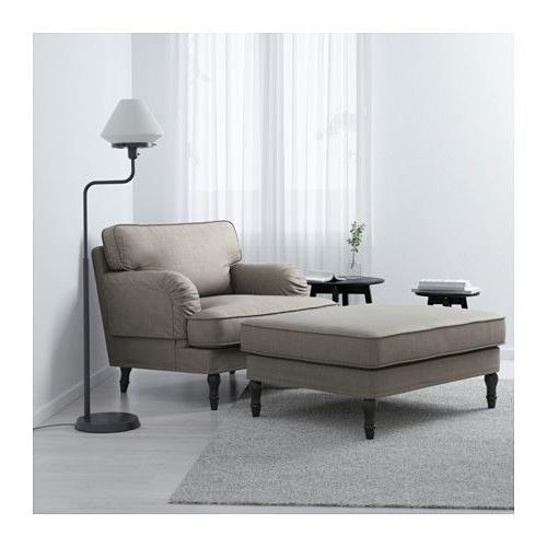 Sillon Dormitorio Ikea X8d1 Stocksund Sillà N Nolhaga Beige Grisà Ceo Negro Madera Sillones