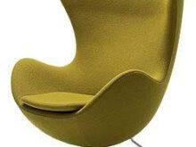 Sillon Egg Drdp Sillà N Egg Chair Verde Reposapies Barata