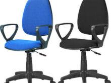 Sillon Escritorio Q0d4 Silla De Oficina Giratoria Sillon Escritorio Negro O Azul Ebay