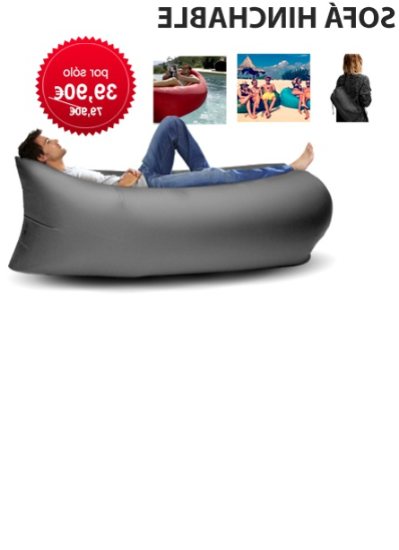 Sillon Hinchable Carrefour U3dh sof Hinchable Carrefour sofa Impermeable Exter