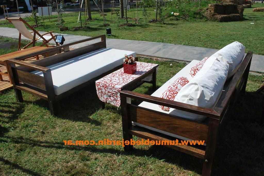 Sillon Madera Exterior 0gdr Muebles Para Jardin Sillones De Exterior