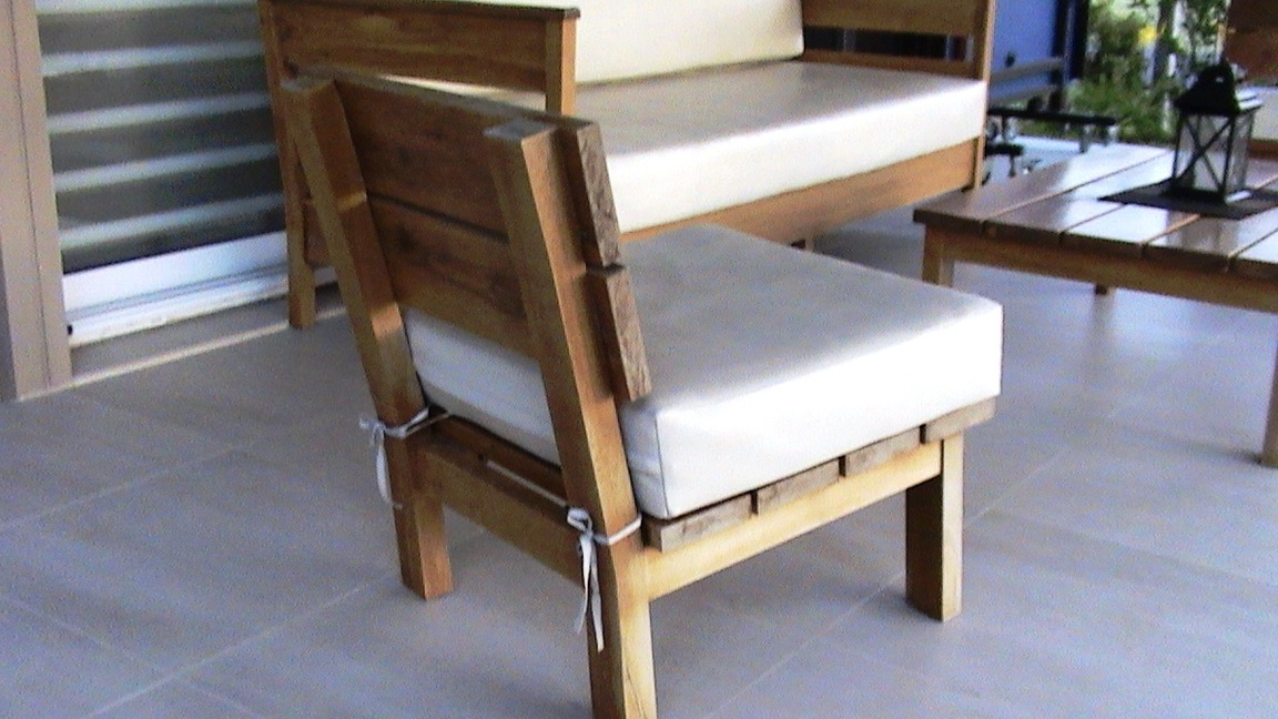 Sillon Madera Exterior 3id6 Muebles Para Exterior En Madera Mesas Sillas Sillones 2 950 00