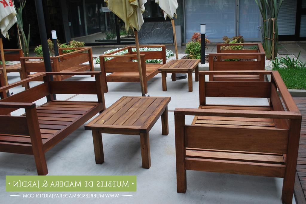 Sillon Madera Exterior Gdd0 Living Exterior Para Restaurante El Blog De Muebles De Madera Y