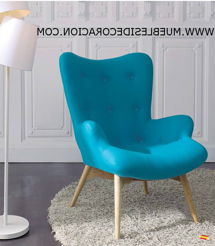 Sillon Moderno Wddj Sillà N Moderno Tapizado 917