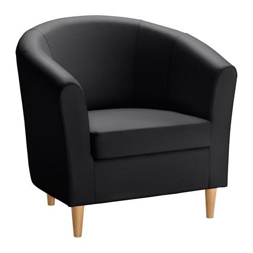 Sillon Negro T8dj Baklà Sillà N Kimstad Negro Ikea