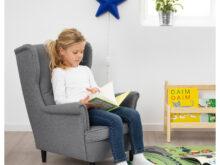 Sillon Niños 8ydm Strandmon Sillà N Para Nià Os Vissle Gris Ikea
