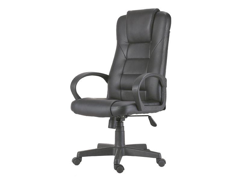 Sillon Oficina 4pde Silla De Oficina Negra Elevable Sillà N Oficina Tapizado Cà Modo