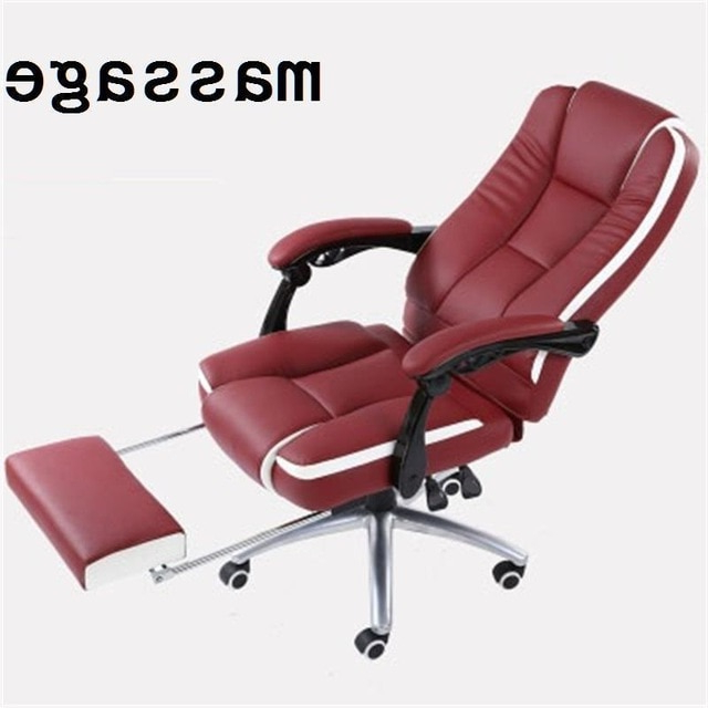 Sillon ordenador Ftd8 Escritorio Fauteuil Ergonomic Oficina Y De ordenador Boss T Shirt Sillon Leather Office Silla Poltrona Cadeira Gaming Chair