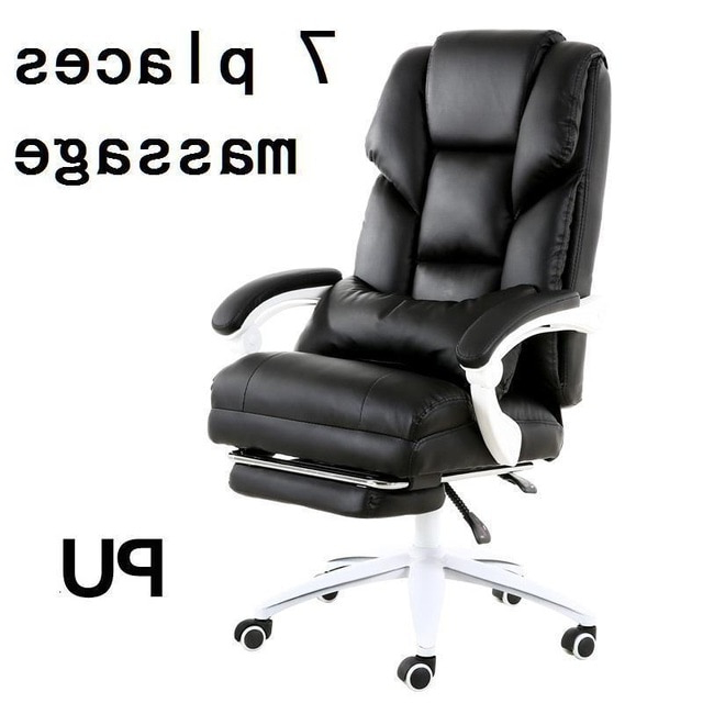 Sillon ordenador Q0d4 Taburete Y De ordenador Cadir Escritorio Oficina Sillon Se Furniture Gamer Leather Poltrona Cadeira Silla Gaming Office Chair
