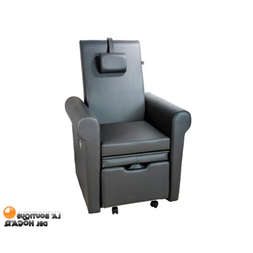 Sillon Pedicura Rldj Sillà N De Pedicura Spa Tapizado En Pu Con Reposapies Regulable